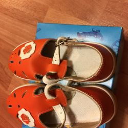 Children's shoes, new