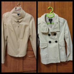 Jacket and coat