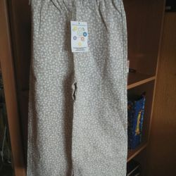 Новые штаны на девочку рост 104, 110, 116