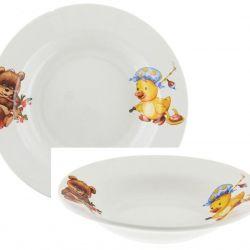 Baby plates 2 types