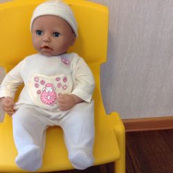 Baby Annabell doll (4 version)