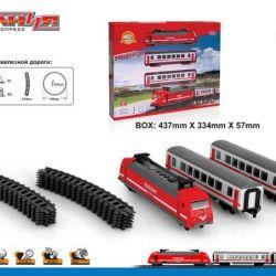 Σιδηρόδρομος, Διάμετρος κύκλου 101,7 cm, 9712-1Β