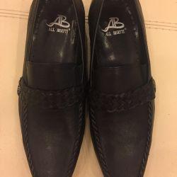 Yeni deri ayakkabı 39