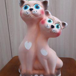 Piggy, statuette.