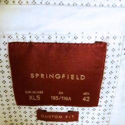 Springfield shirt