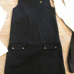 School uniform + skirt + sweaters 140-146 all over 1000