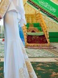 Θα πουλήσω ένα φόρεμα για το nikah και για έναν γάμο!
