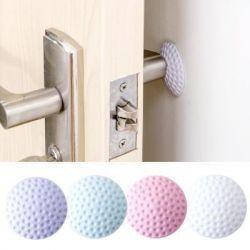 Προστασία των τοίχων από χτυπήματα της λαβής της πόρτας, αυτοκόλλητη