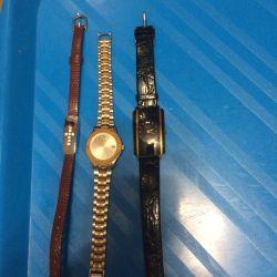 Ρολόγια και πολλά αξεσουάρ