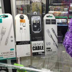 New iphone cables
