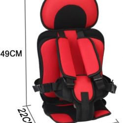 Frameless Car Seats
