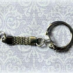 Elementele de bază ale inelului pentru brățări cu lanț.