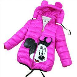 Jacket with Minnie
