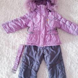 Children's winter suit