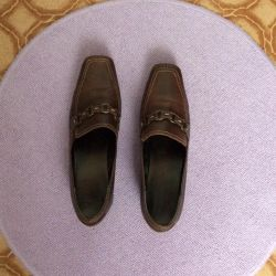 7 1/2 leather shoes