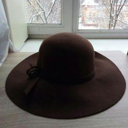 şapka hissettim