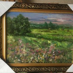 Oil painting painting sale