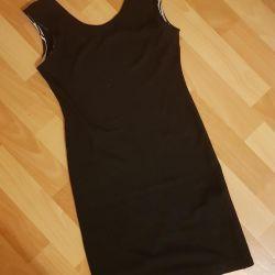 Black dress knitwear