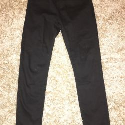 Stretch breeches black