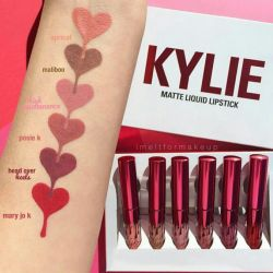 💝 Lipstick set KYLIE VALENTINE COLLECTION 2017💥