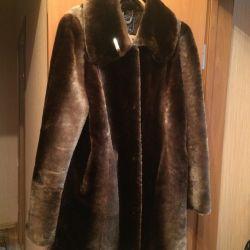 Kürk ceket Mouton