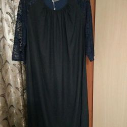 Новое платье 60-62