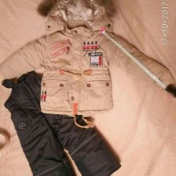 New winter costume