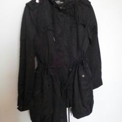 Raincoat female love republic new