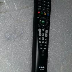TV remote control BBK