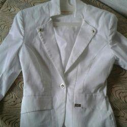 White jacket, new