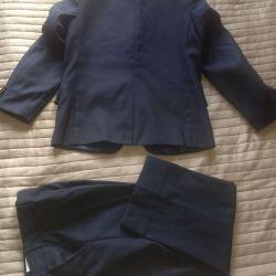 Okul takım elbise