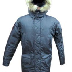 Ceket kış Alaska