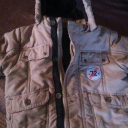Куртка до 2,5 лет