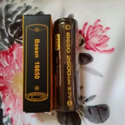 NEW 18650 rechargeable battery