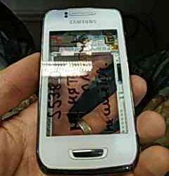 Samsung s5380 на запчасти