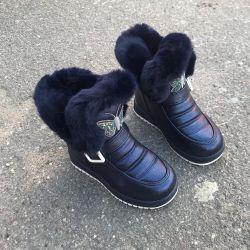 Όμορφες χειμωνιάτικες μπότες