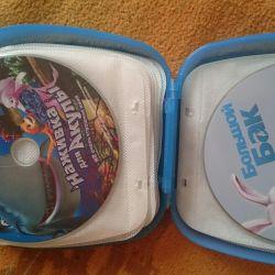 DVD cartoons