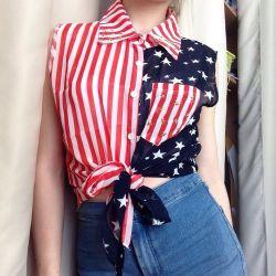 Рубашка Америка