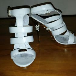 Sandals italy 37