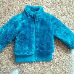 Παιδικό παλτό Chikko