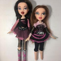 ляльки Bratz