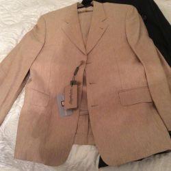 Set jacket and pants