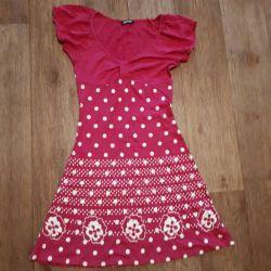 Φόρεμα με πόλκα