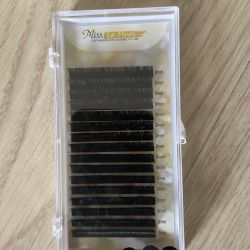 Eyelashes for extension D 9 mm 0,15