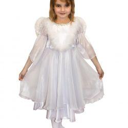 Children's carnival costume Angel