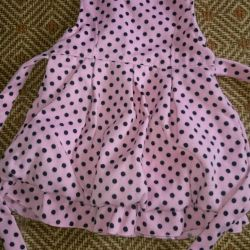Children's dress for the girl