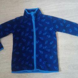 Fleece jacket Kiki & koko p. 116-122