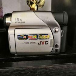 JVC βιντεοκάμερα