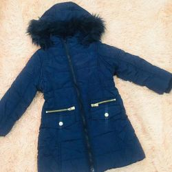 Branded winter jacket for 3-4 years