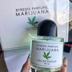 BYREDO MARIJUANA perfume elite niche